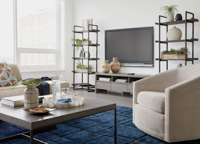 Minimalist Living Room-TV Room Ideas