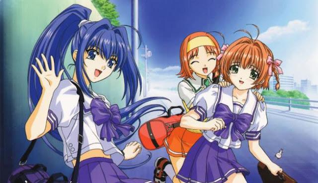 Anime Drama Romance Terbaik - Kimi ga Nozomu Eien
