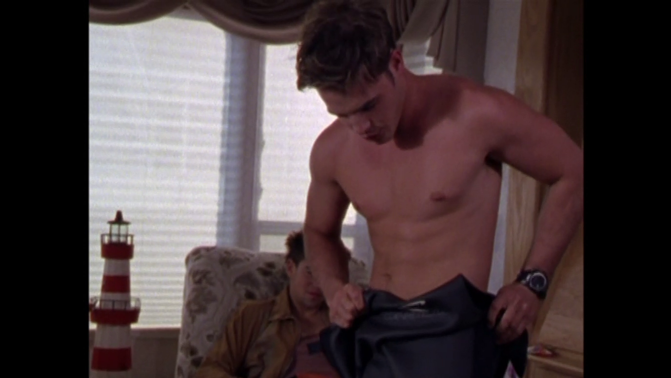 Al Santos - Shirtless Hunk in Jeepers Creepers