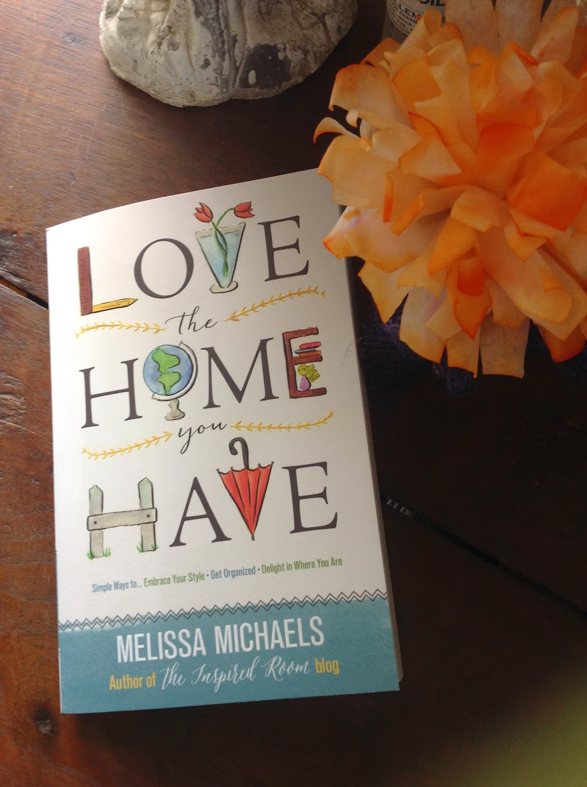 amazing book on loving the home you have book review