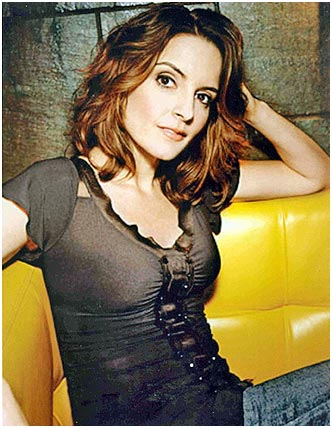 tina fey breasts