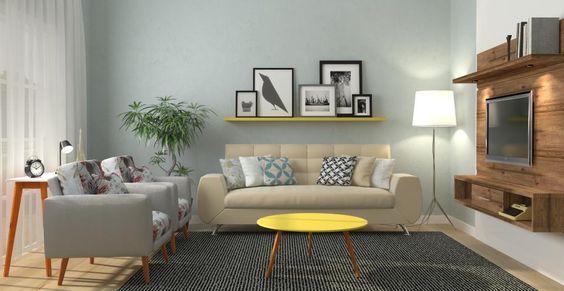 decoração-moderna-sala-de-tv