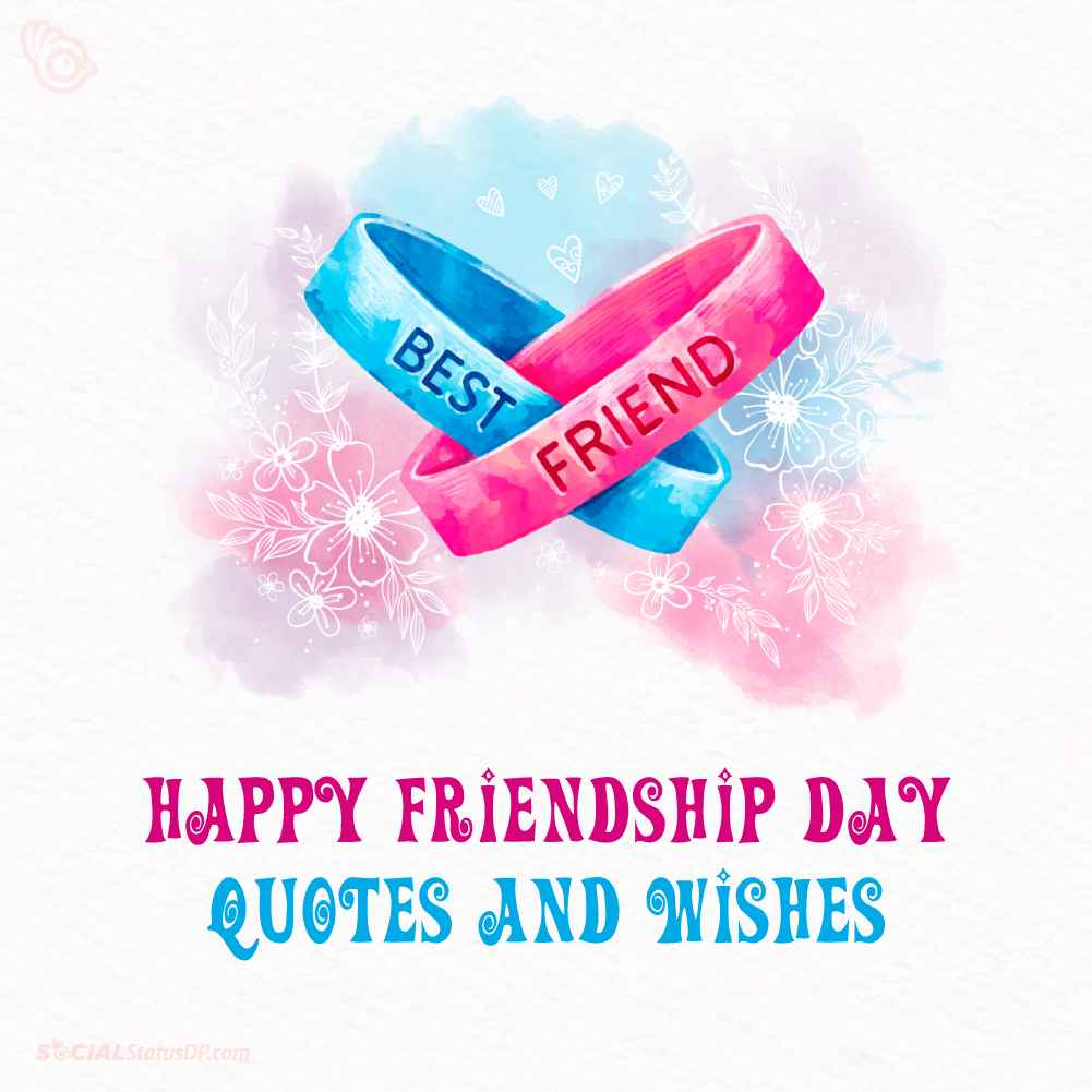 Happy Friendship Day 2019 Friendship Quotes Messages Images Wishes Wallpaper