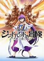 Magi: Sinbad no Bouken Batch [Eps. 01-13 + 5 OVA] Subtitle Indonesia