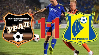 Ростов – Урал смотреть онлайн бесплатно 30 марта 2019 прямая трансляция в 19:00 МСК.