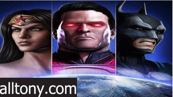 تحميل لعبة القتال Injustice: Gods Among Us للايفون والاندرويد