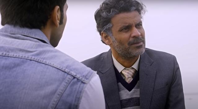 Aligarh - Best Movie of Manoj Bajpai