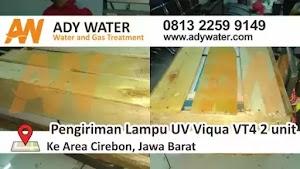 Manfaat / Fungsi Lampu UV untuk Air Minum Isi Ulang - Ady Water