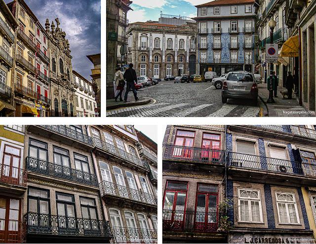 Baixa do Porto, Portugal