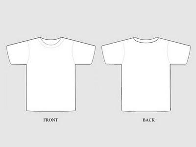 Belajar Coreldraw 25 Template T Shirt Gratis Untuk Preview Desain Kaos