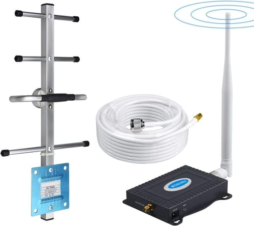 BOSURU Cell Phone Signal Booster 4G LTE T-Mobile