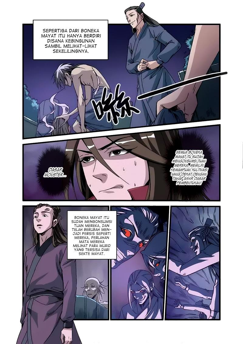 Komik xian ni 047 - chapter 47 48 Indonesia xian ni 047 - chapter 47 Terbaru 14|Baca Manga Komik Indonesia
