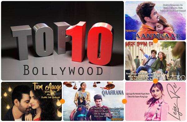 Top 10 New Bollywood Songs 2021 -  लेटेस्ट हिंदी बॉलीवुड सॉन्ग्स लिस्ट