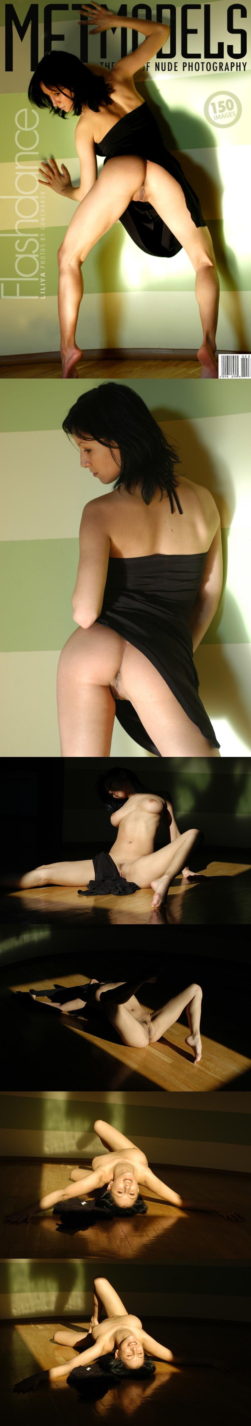 06 LILIYA FLASHDANCE by Sergey Goncharov sexy girls image jav