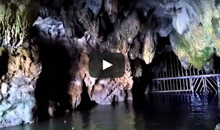 Objek Tempat Wisata Gua Pancur Kayen Pati Jateng