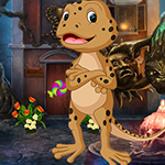 Games4King -  G4K Benign Lizard Escape Game