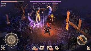 تحميل لعبة Grim Soul مهكرة اخر اصدار