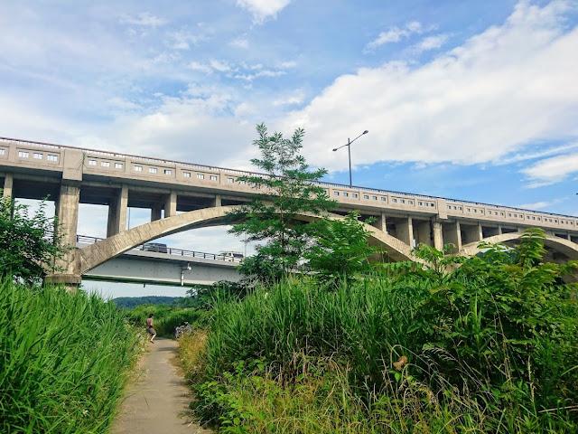 旧東秋留橋