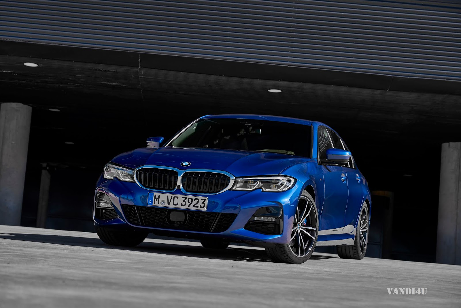 All New BMW 3 Series Launched In India At Rs. 41.40 Lakhs   VANDI4U