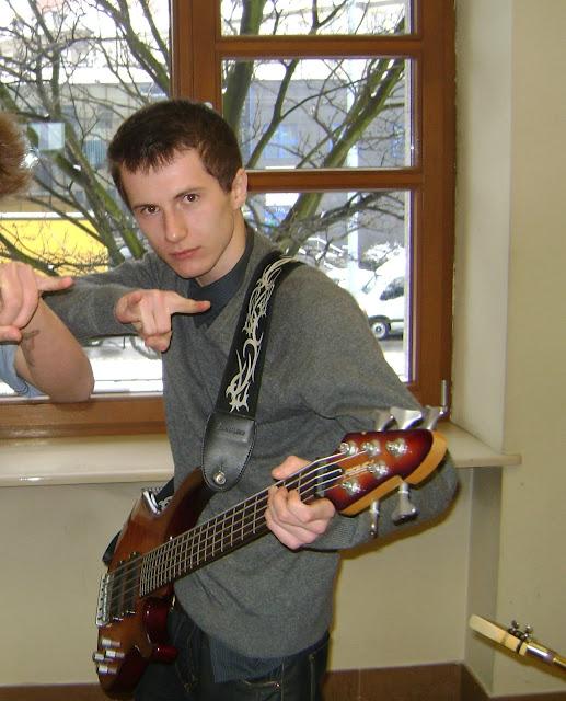 paweł marczykowski Moja przygoda z muzyką Czyli trochę historii