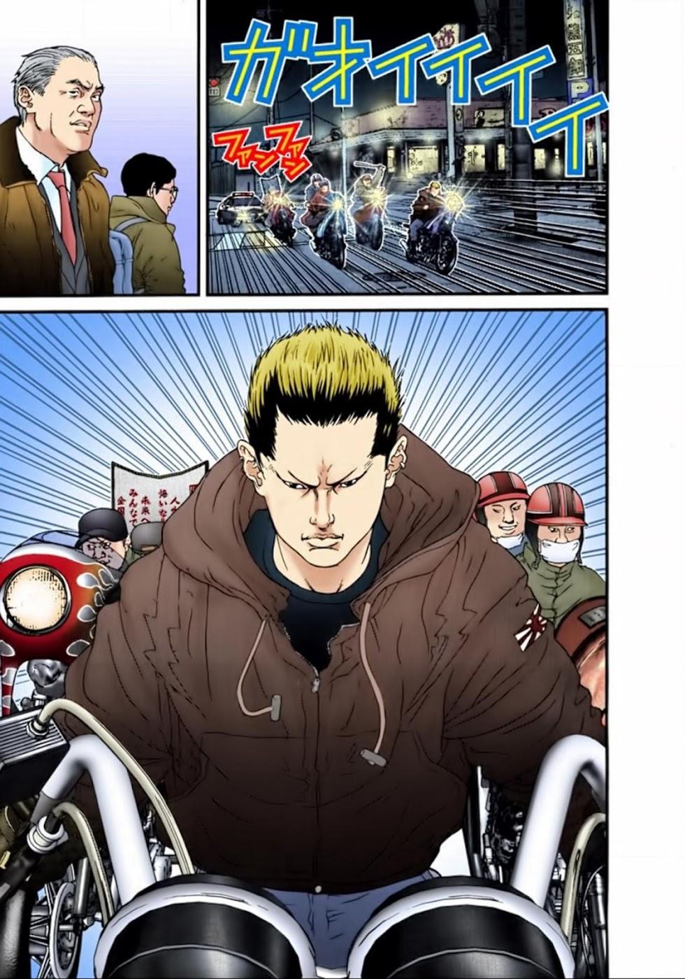 Gantz Chap 29: Zoku trang 3