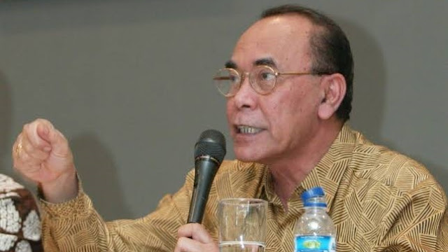Sebut KPK Membangkang, Abdillah Toha: Apa Tak Sebaiknya Dirikan Negara Sendiri?