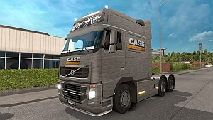 Case Construction Volvo Longline skin