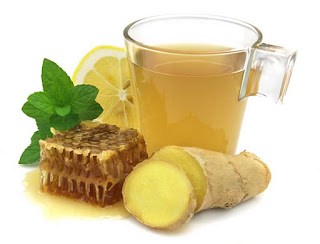 Spice up your diet with ginger tea
