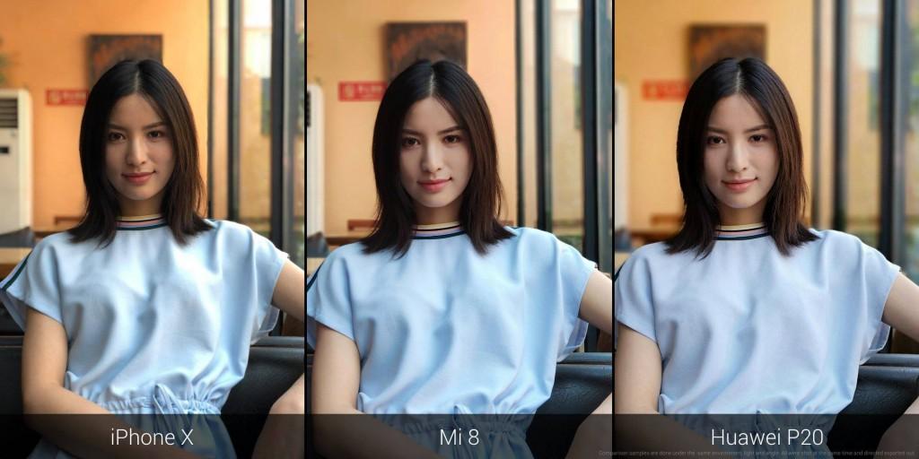 Xiaomi Mi 8 chính thức ra mắt 05
