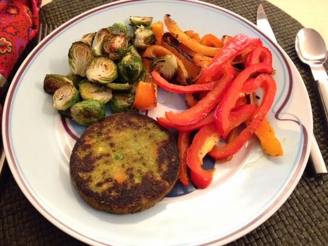 Livliga Budget Friendly Veggie Burger on Halsa