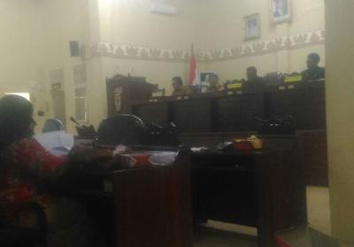 Hearing Tim Penyusun RPJMD Pringsewu dan Anggota DPRD