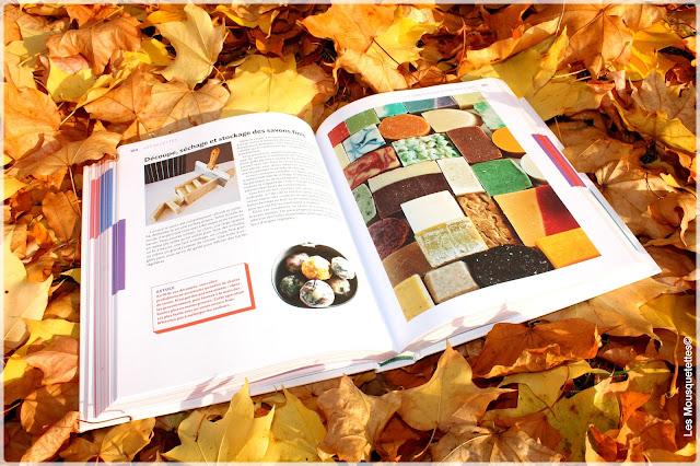 Le Guide Terre Vivante de la beauté au naturel cosmétiques, shampoings, savons et parfums maison - Livre - Les Mousquetettes©