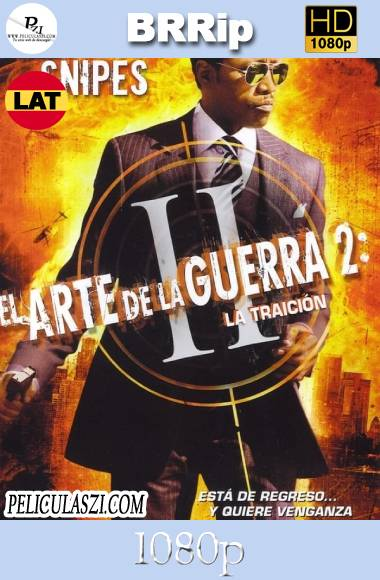 El Arte de Matar 2: La Traición (2008) HD BRRip 1080p Dual-Latino