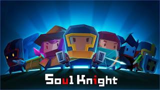 LATEST Soul Knight APK+MOD. UNLIMITED MONEY MODS