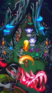 Dash Quest Heroes mod apk