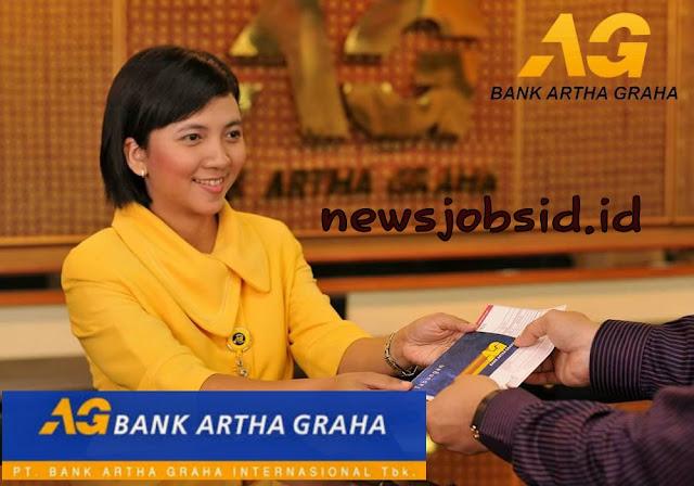 Lowongan Kerja Bank Artha Graha Internasional Maret 2017 (Fresh Graduate/ Experience)