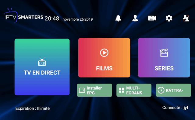 كود Xtream iptv  مجانى مدى الحياة متجدد يوميا  أفضل رمز iptv 2019 مجانًا للتلفزيون الذكي مع التحديث اليومي ، والآن يمكنك الاستمتاع بجميع القنوات الفضائية عبر الإنترنت على العديد من أجهزة Android ، وهذا التطبيق سهل الاستخدام دون أي ملف m3u أو m3u8 أو vlc ، وسوف نقدم لك أفضل Xtream واكواد  تعمل في تاريخ اليوم  ويتم تحديثها يوميا وتعمل بشكل جيد