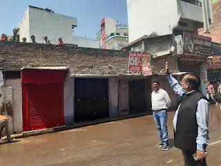 जौनपुर : ताली बजाकर शुक्रिया कह रही जनता