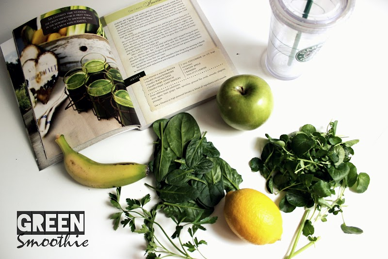 FOOD |THE GREEN SMOOTHIE