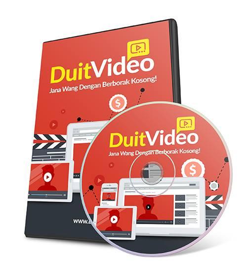 Jom Belajar Buat Duit dengan Youtube