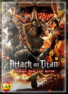 Ataque de los Titanes: El Arco y la Flecha Escarlata (2014) DVDRIP LATINO/ESPAÑOL
