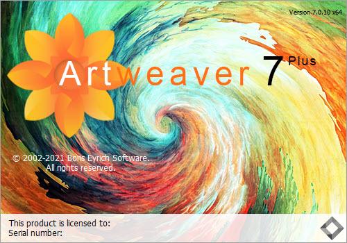 Artweaver Plus 7.0.10.15548
