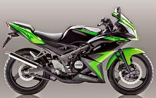 Warna Terbaru Kawasaki Ninja ZX 150RR 2015