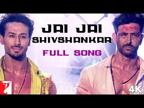 Jai Jai Shivshankar Song Lyrics