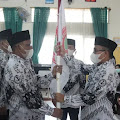 Pengurus Baru PGRI Kecamatan Purwakarta Resmi Dilantik, Ini Yang Disampaikan Purwanto
