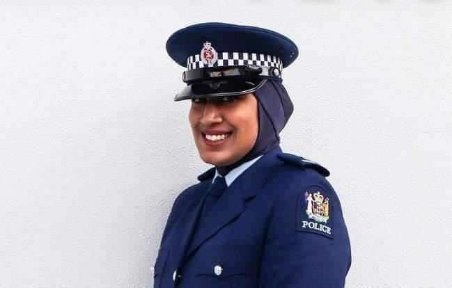 Selandia Baru Membolehkan Polisi Wanita Mengenakan Jilbab Saat Bertugas