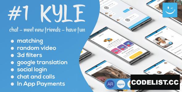 Kyle v17.0 - Premium Random Video & Dating and Matching