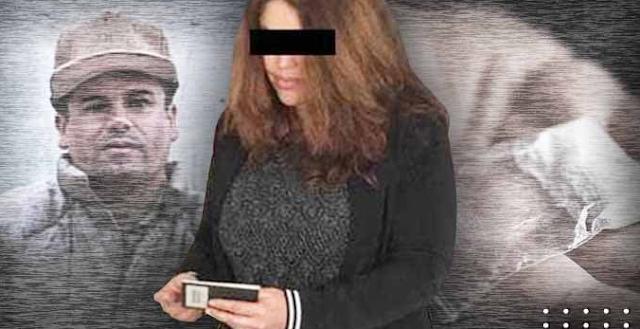 """Ella es """"La Comadre"""" la famosa socia de El Chapo Guzman e Izmael El Mayo Zambada"""