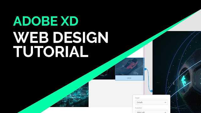 Udemy Adobe Xd Design A Website Software Technology