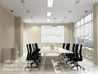 jasa gambar ruang meeting murah